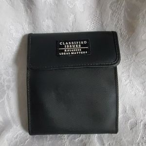 Classified Issues RFID Wallet